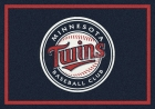 Minnesota Twins Area Rugs
