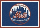 New York Mets Area Rugs