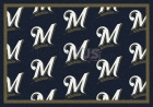Milwaukee Brewers Area Rugs