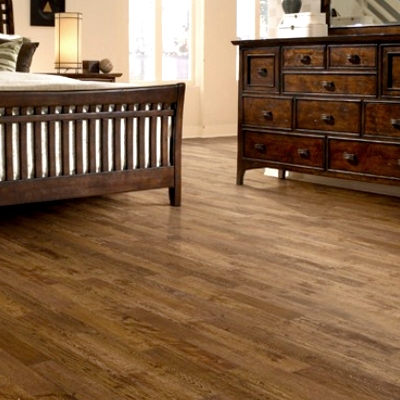 Kraus Golden Sadle Oak hardwood