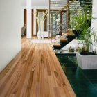 Kraus Tigerwood hardwood